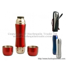 Double sided thermos