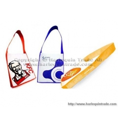 Non-woven bag with print