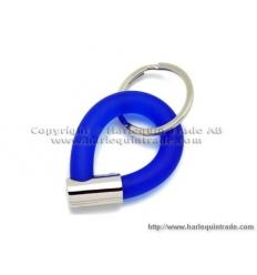 Silkon-nyckelring