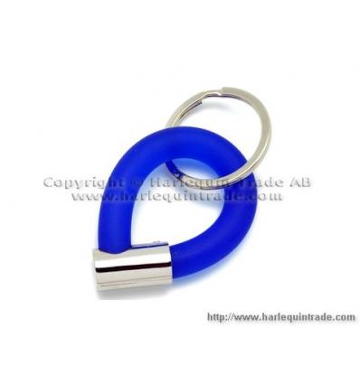 Silkon-nyckelring - Import   tillverkning för promotion ec11be8657ed9