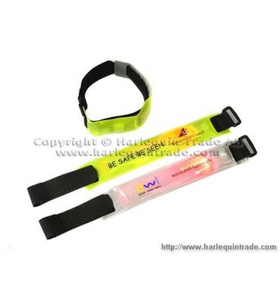 Reflexarmband - LED-ljus