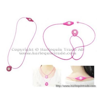 Balanshalsband - Power balance necklace
