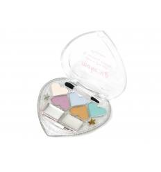 Hjärtformad kosmetikbox