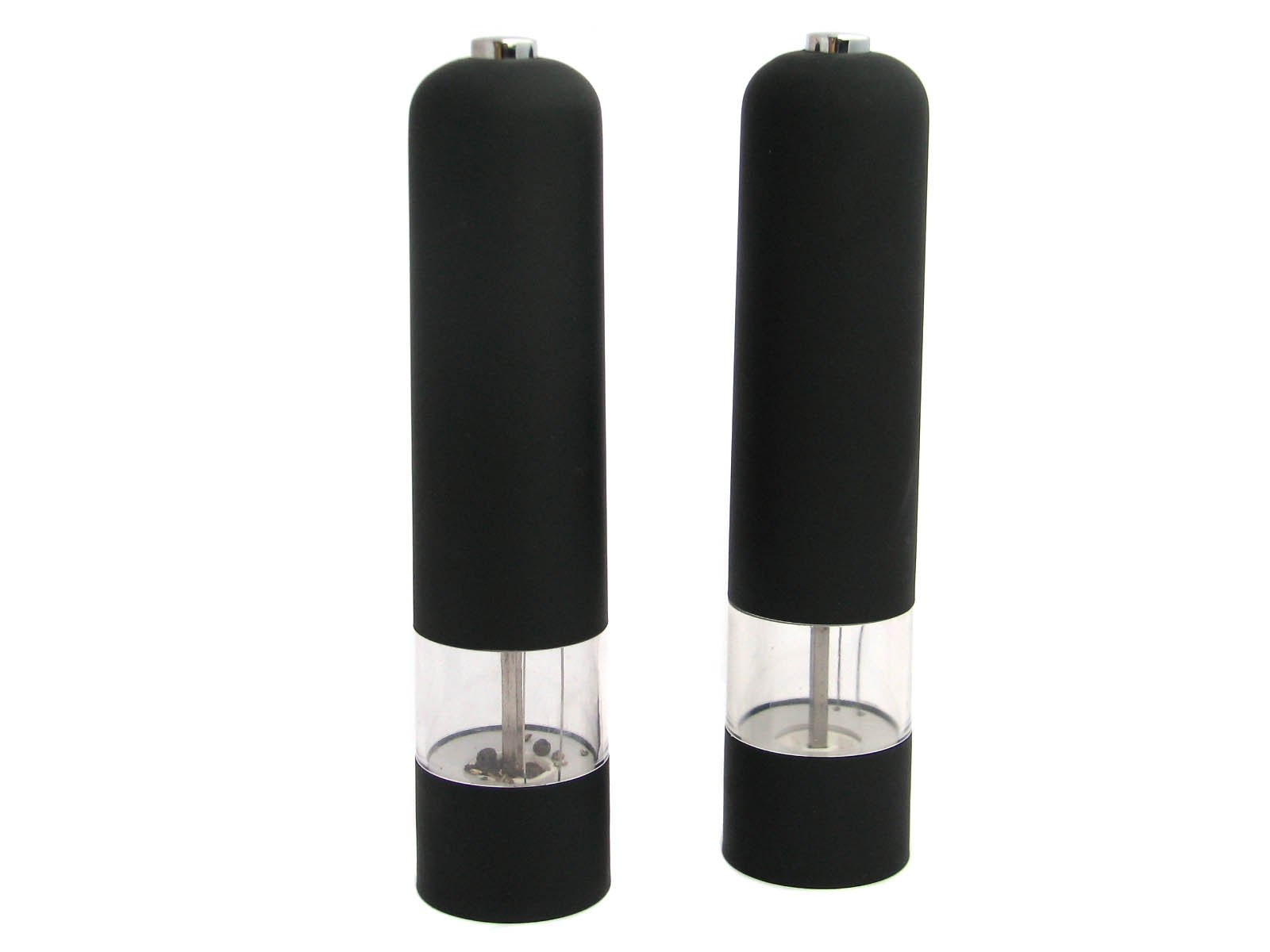 Salt and pepper mill, battery-operated - Import & manufacture for