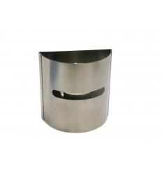 Stainless steel light holder