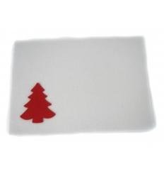Christmas table mat