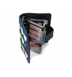 Dagbok med kosmetika