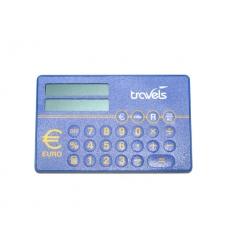 Miniräknare med valutaomvandlare