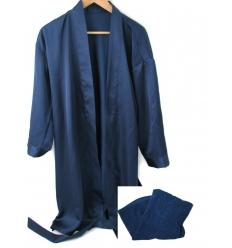 Kimono och handduksset