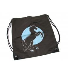 Dragsko-väska med hästmotiv