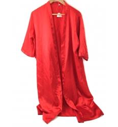 Röd kimono