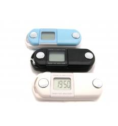 Rese-klocka och Kroppsfettmätare