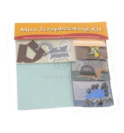 Mini scrapbooking set