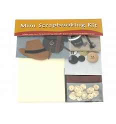 Mini scrapbooking kit