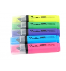 Highlighter pen - assorted colours
