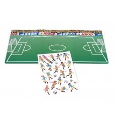 Fotbollsspel klistermärken