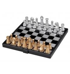 Schackspel, magnetiskt