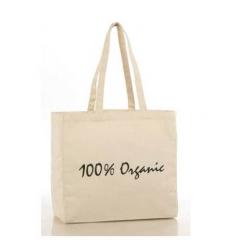 Shoppingbag i organiskt bomull