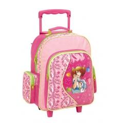 Resväska på hjul för barn