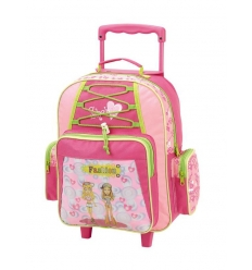 Travelbag with wheel for children