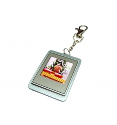 Digital photo frame - key chain