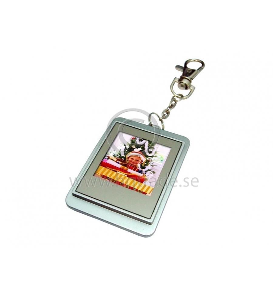 Digital photo frame - key chain
