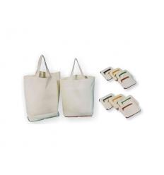 Vikbar shopping väska