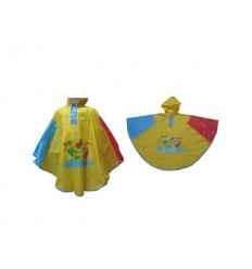 Regn poncho för barn