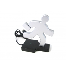 USB Hub - Running man