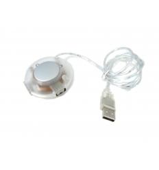 USB Hub - Hemsideknapp