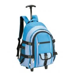 Resväska med ryggfästen