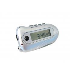 Stegräknare med radio