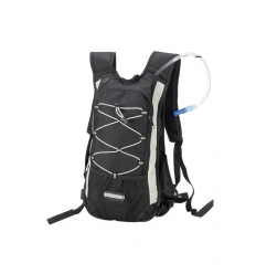 Backpack with fluid system