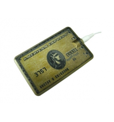 MP3 Player in creditcard shape