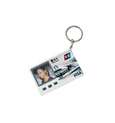 Digital fotoram i kreditkortsformat