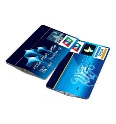 Kreditkortslampa