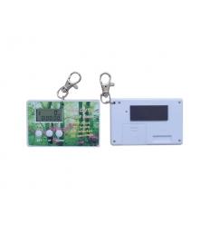 Tidur i kreditkortsformat
