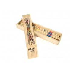 Wooden mikado game