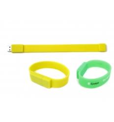 USB flash drive - Silicon bracelet