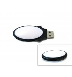USB flash drive - Oval twister