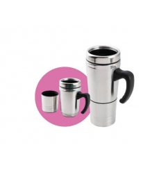 Travel mug set of two