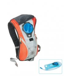 Bag with water pouch