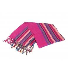 Fler färgad sjal