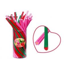 Strawberry strip eraser