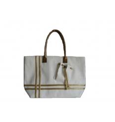 Strandväska i plast