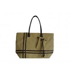 Strå-väska