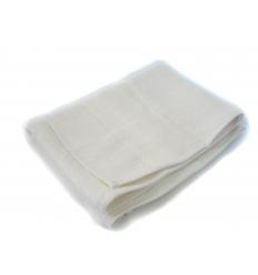 Environmental friendly bamboo face towel