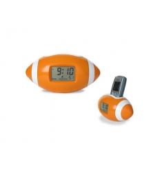LCD klocka med mobilställ