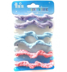 Elastic hair band