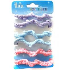 Elastiska hårband